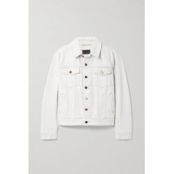 SAINT LAURENT - Denim Jacket - White found on Bargain Bro UK from NET-A-PORTER UK