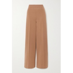 Loro Piana - Cashmere And Silk-blend Wide-leg Pants - Camel found on MODAPINS from NET-A-PORTER UK for USD $2307.57