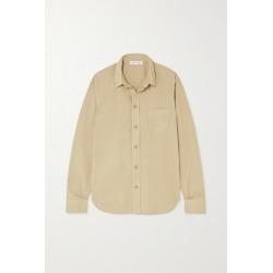 Alex Mill - Cotton-poplin Shirt - Beige found on MODAPINS from NET-A-PORTER for USD $95.00