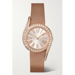 Piaget - Limelight Gala 26mm 18-karat Rose Gold And Diamond Watch found on MODAPINS from NET-A-PORTER for USD $27100.00