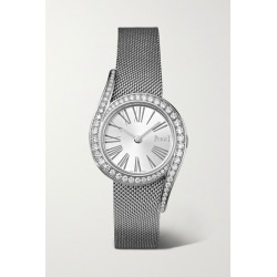 Piaget - Limelight Gala 26mm 18-karat White Gold And Diamond Watch found on MODAPINS from NET-A-PORTER for USD $28500.00