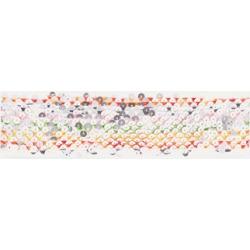 Missoni - Sequined Crochet-knit Headband - Silver found on Bargain Bro UK from NET-A-PORTER UK