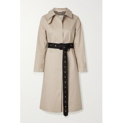 Mackintosh - Roslin Belted Bonded Cotton Trench Coat - Beige found on MODAPINS from NET-A-PORTER UK for USD $904.83