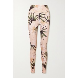 Beach Riot - Piper Printed Stretch Leggings - Cream found on MODAPINS from NET-A-PORTER for USD $98.00