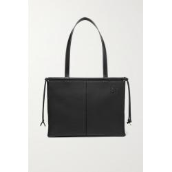 Loewe - Cushion Medium Textured-leather Tote - Black found on Bargain Bro UK from NET-A-PORTER UK