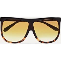 Loewe - Filipa Oversized D-frame Tortoiseshell Acetate Sunglasses - one size found on Bargain Bro UK from NET-A-PORTER UK