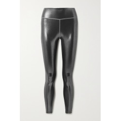 NIKE - Icon Clash Metallic Dri-fit Leggings - Gray found on Bargain Bro from NET-A-PORTER for USD $64.60