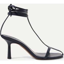 Neous - Anthus Leather Sandals - Navy found on MODAPINS from NET-A-PORTER UK for USD $566.65