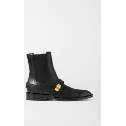 Givenchy - Eden Buckle-detailed Leather Chelsea Boots - Black found on Bargain Bro UK from NET-A-PORTER UK