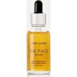 TAN-LUXE - The Face Anti-age Rejuvenating Self-tan Drops - Medium/dark, 30ml found on MODAPINS from NET-A-PORTER for USD $60.00