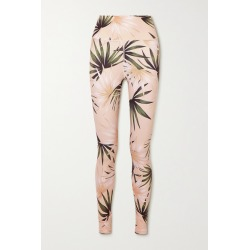 Beach Riot - Piper Printed Stretch Leggings - Cream found on MODAPINS from NET-A-PORTER UK for USD $150.06