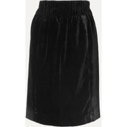 J.Crew - Velvet Skirt - Black