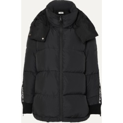 Fendi - Jacquard-trimmed Quilted Down Ski Jacket - Black found on Bargain Bro Philippines from NET-A-PORTER for $2290.00