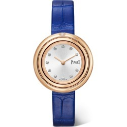 Piaget - Possession 29mm 18-karat Rose Gold, Alligator And Diamond Watch - one size found on MODAPINS from NET-A-PORTER UK for USD $9189.96