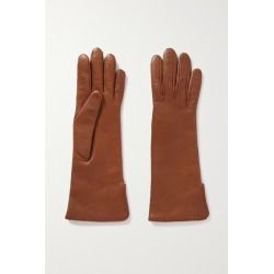 Loro Piana - Leather Gloves - Tan found on MODAPINS from NET-A-PORTER for USD $750.00