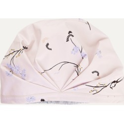 SHHHOWERCAP - The Belle Printed Shower Cap - Lilac found on Makeup Collection from NET-A-PORTER UK for GBP 43.53