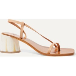 LOQ - Isla Leather Sandals found on MODAPINS from NET-A-PORTER for USD $156.00