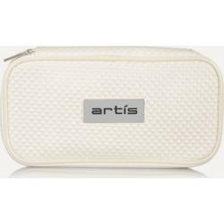 Artis Brush - Textured-shell Brush Case - Ivory found on Makeup Collection from NET-A-PORTER UK for GBP 34.6