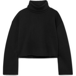 Beaufille - Cura Stretch-jersey Turtleneck Top - Black found on MODAPINS from NET-A-PORTER for USD $175.00