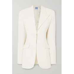 Mugler - Wool Blazer - White found on MODAPINS from NET-A-PORTER UK for USD $1765.98