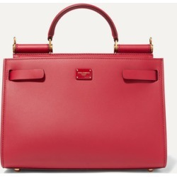 Dolce & Gabbana - Sicily 62 Leather Tote - Red found on Bargain Bro UK from NET-A-PORTER UK