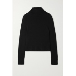 Nili Lotan - Atwood Cashmere Turtleneck Sweater - Black found on MODAPINS from NET-A-PORTER UK for USD $579.11
