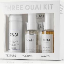 OUAI Haircare - Three Ouai Kit - Colorless