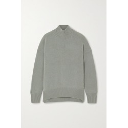 Allude - Cashmere Sweater - Gray green found on MODAPINS from NET-A-PORTER for USD $510.00