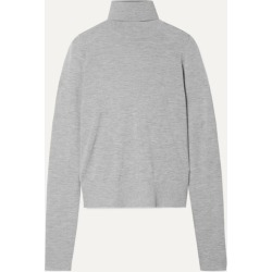 Co - Cashmere Turtleneck Sweater - Gray found on MODAPINS from NET-A-PORTER UK for USD $565.53