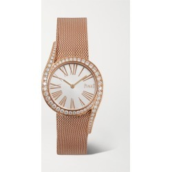 Piaget - Limelight Gala 32mm 18-karat Rose Gold And Diamond Watch found on MODAPINS from NET-A-PORTER for USD $37800.00