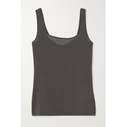 MATIN - Stretch-cotton Jersey Tank - Army green found on Bargain Bro Philippines from NET-A-PORTER for $175.00