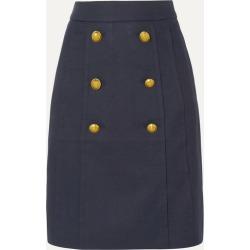 J.Crew - Linen-blend Skirt - Navy