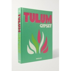 Assouline - Tulum Gypset By Julia Chaplin Hardcover Book - Green found on Bargain Bro UK from NET-A-PORTER UK