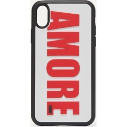 Dolce & Gabbana - Amore Embossed Pvc Iphone Xr Case - Red