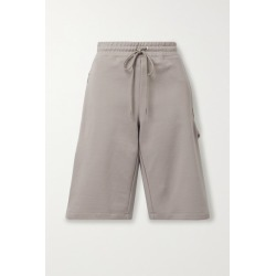 Dion Lee - Utility Cotton Shorts - Stone found on MODAPINS from NET-A-PORTER UK for USD $463.48