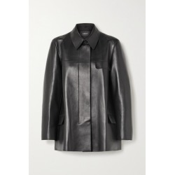 Akris - Leather Jacket - Black found on MODAPINS from NET-A-PORTER UK for USD $5547.53