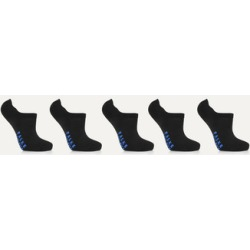 FALKE - Cool Kick Set Of Five Stretch-knit Socks - Black found on Bargain Bro India from NET-A-PORTER for $120.00