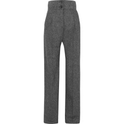 Antonio Berardi - Wool-tweed Wide-leg Pants - Gray found on MODAPINS from NET-A-PORTER UK for USD $433.13