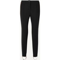 Fendi - Jacquard-trimmed Stirrup Ski Pants - Black found on Bargain Bro Philippines from NET-A-PORTER for $990.00