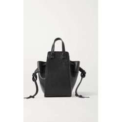 Loewe - Hammock Mini Leather Shoulder Bag - Black found on Bargain Bro UK from NET-A-PORTER UK