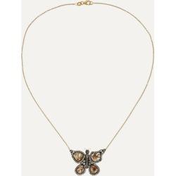 Kimberly McDonald - + Net Sustain 18-karat Gold Diamond Necklace - one size