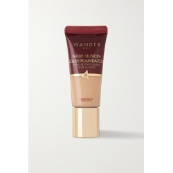 Wander Beauty - Nude Illusion Liquid Foundation - Fair found on Makeup Collection from NET-A-PORTER UK for GBP 41.57