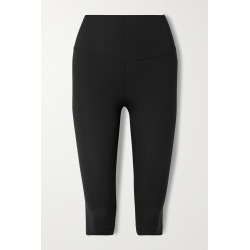SPLITS59 - Airweight Cropped Stretch Leggings - Black found on Bargain Bro from NET-A-PORTER for USD $66.88