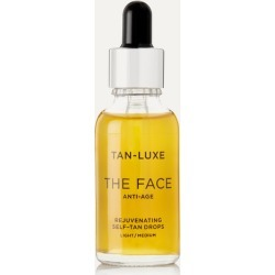 TAN-LUXE - The Face Anti-age Rejuvenating Self-tan Drops - Light/medium, 30ml found on MODAPINS from NET-A-PORTER for USD $60.00