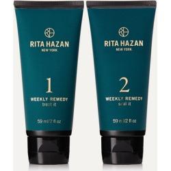Rita Hazan - Weekly Remedy Treatment, 2 X 59ml - one size found on Bargain Bro UK from NET-A-PORTER UK