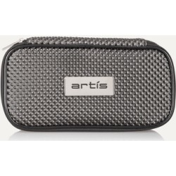 Artis Brush - Textured-shell Brush Case - Gray found on Makeup Collection from NET-A-PORTER for GBP 30.54