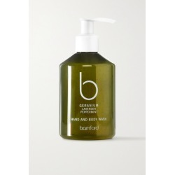 Bamford - Geranium Hand & Body Wash, 250ml - one size found on Makeup Collection from NET-A-PORTER UK for GBP 26.17