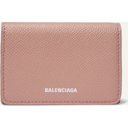 Balenciaga - Ville Textured-leather Wallet - Beige found on Bargain Bro Philippines from NET-A-PORTER for $395.00