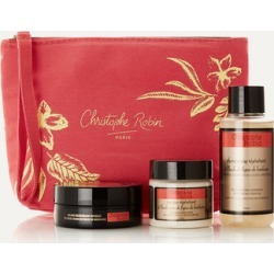 Christophe Robin - Regenerating Hair Ritual Travel Kit - one size found on Makeup Collection from NET-A-PORTER UK for GBP 49.06