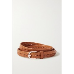 Isabel Marant - Pagoo Leather Belt - Tan found on Bargain Bro UK from NET-A-PORTER UK